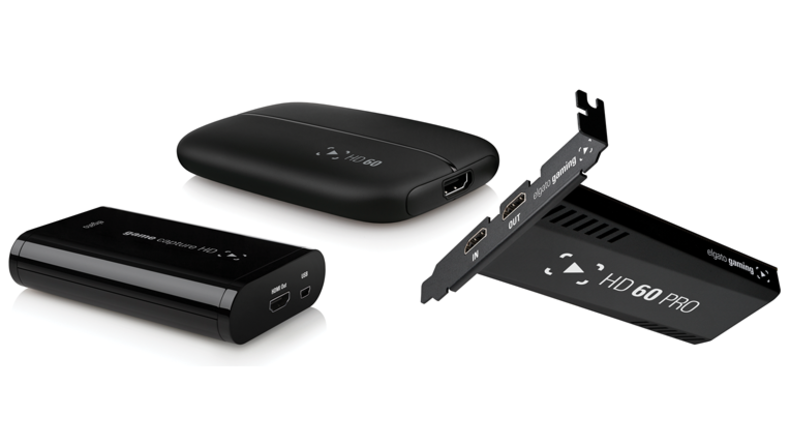 An additional capture device from a company like Elgato or Blackmagic Design will be needed if you're streaming your gameplay from a console system without built-in streaming capabilities.