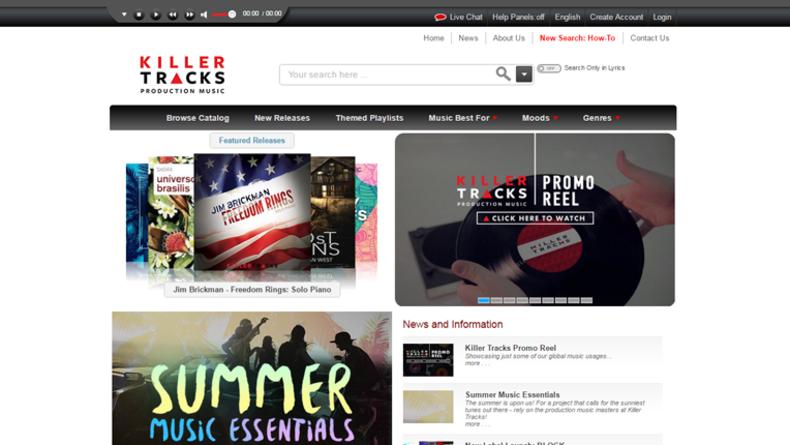 www.killertracks.com