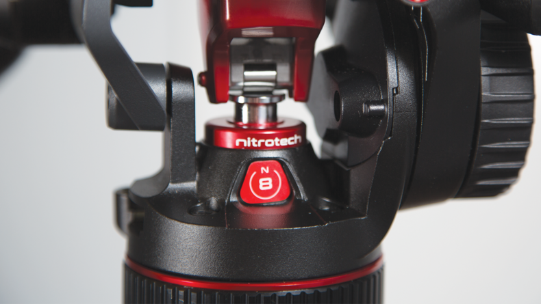 Nitrogen powered counterbalance