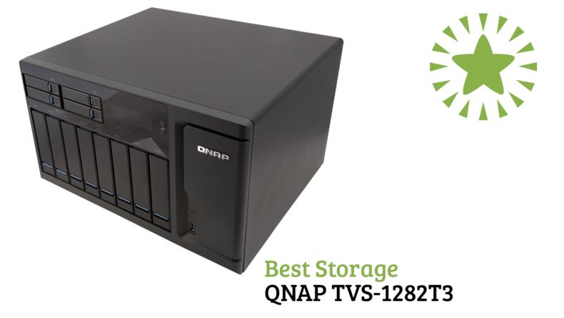 Best Storage QNAP TVS-1282T3