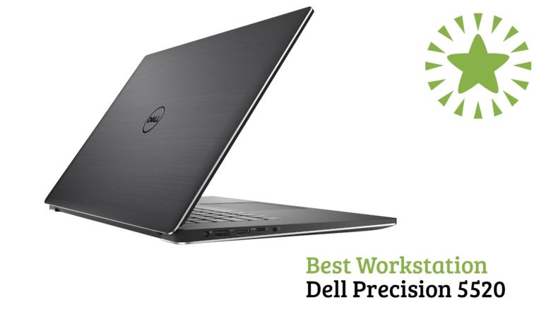 Best Workstation Dell Precision 5520