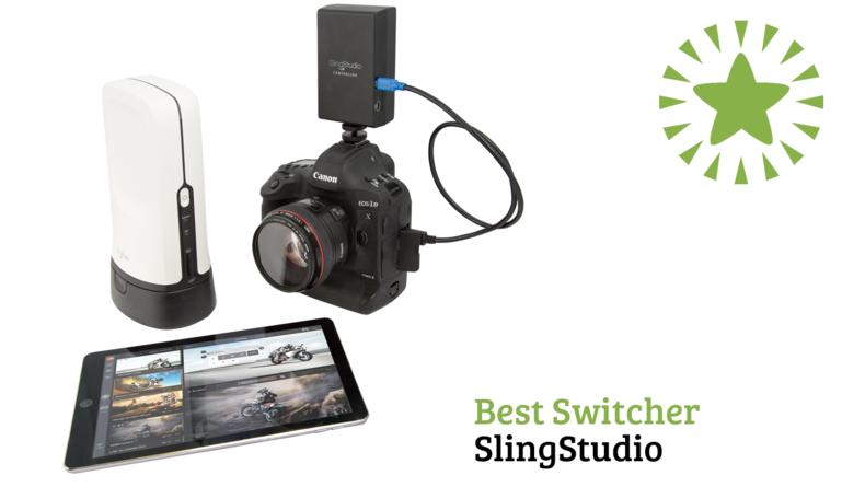 Best Switcher SlingStudio
