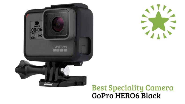 Best Speciality Camera GoPro HERO6 Black