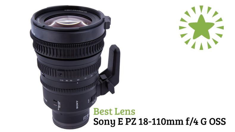 Best Lens Sony E PZ 18-110mm f/4 G OSS
