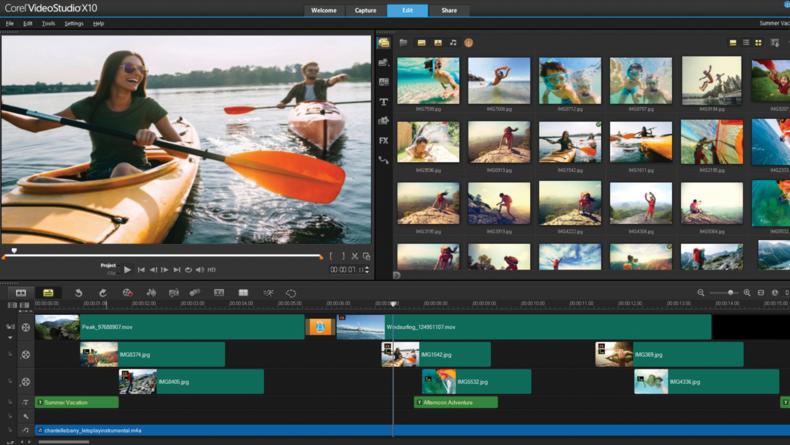 Corel VideoStudio Ultimate X10.5