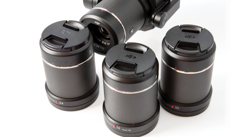 Lenses share similar size and weight