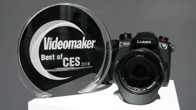 Best Camera - Panasonic LUMIX GH5s