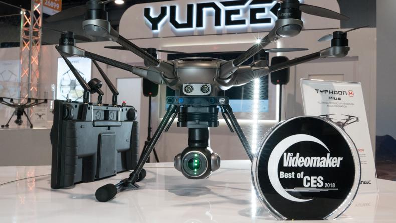 Best Drone - Yuneec Typhoon H Plus
