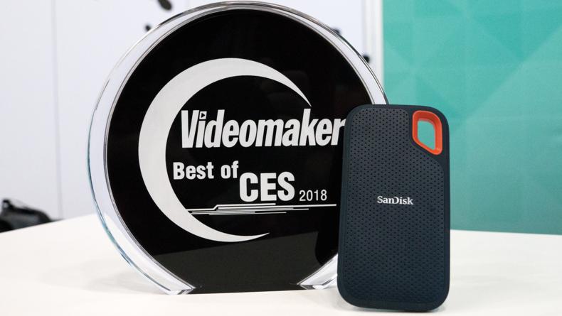 Best Storage - SanDisk Extreme SSD