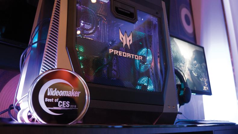 Best Desktop Workstation  - Acer Predator Orion 9000