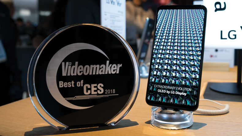 Best Smartphone - LG V30