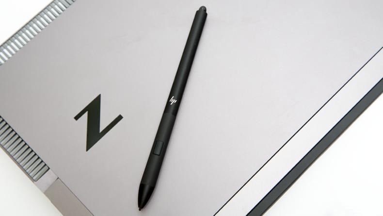 Pen offers precise control
