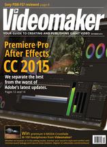 Videomaker October 2015
