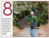 8 Guerrilla Production Tips (eDoc)