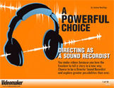 Directing as a Sound Recordist