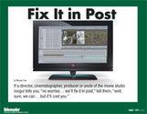 Fix It in Post (eDoc)