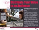 How to Distribute Your Video to an Audience (eDoc)