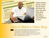 How to Make a Video Blog (eDoc)