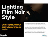 Lighting Film Noir Style (eDoc)