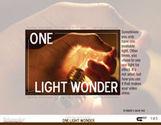 One Light Wonder (eDoc)