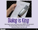 Radio and Dialog Editing (eDoc)
