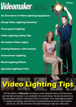 Video Lighting Tips (Downloadable DVD)