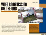 Video Compression for the Web (eDoc)