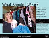 What Should I Wear? (eDoc)