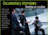 Documentary Interviews: Shooting on Location (eDoc)