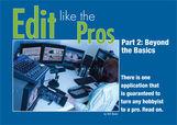Edit Like the Pros - Part 2 (eDoc)