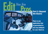 Edit Like the Pros - Part 2 (eDoc)
