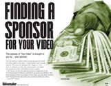 Finding a Sponsor for Your Video (eDoc)