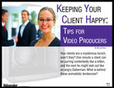 Keeping Your Client Happy: Tips for Video Producers (eDoc)