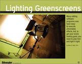 Lighting Green Screens (eDoc)