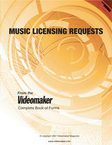 Music Licensing Requests