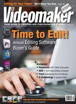 Digital Videomaker October 2011