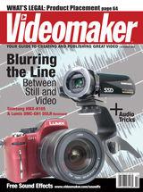 Videomaker October 2009