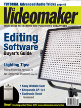 Videomaker November 2009