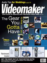 Videomaker April 2011