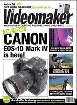 Videomaker August 2010