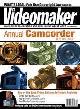 Videomaker December 2009