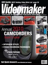 Videomaker December 2010