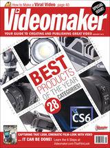 Videomaker Magazine January 2013 Cover