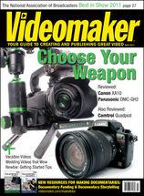 Videomaker July 2011