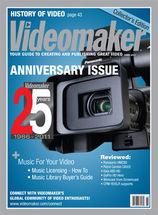 Videomaker June 2011