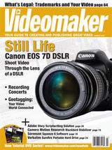 Videomaker March 2010