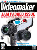Videomaker March 2011