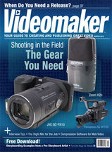 Videomaker March 2012