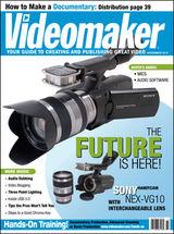 Videomaker November 2010