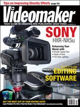 Videomaker October 2010